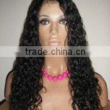 Chinese Virgin Hair Full Lace Wigs