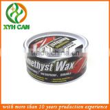 Body butter tin, body cream tin, hair wax tin