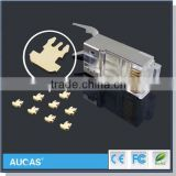 Pure copper Chip 14 pin cat6 cat7 connector