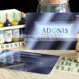 Hot Sell fashion goli vip membership card