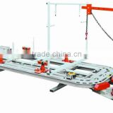 Universal clamp car frame bench/car straightening bench