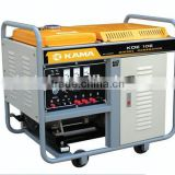 KAMA 10kva DC output Single phase diesel generator for sale                                                                         Quality Choice