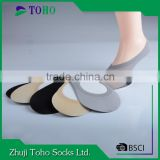 New arrival elastic anti-slip invisible socks for women