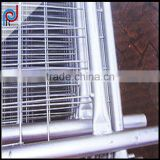 Cheap powder coated aluminium retractable gate/outdoor fence temporary fence/safety temporary fence
