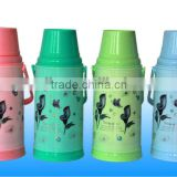 NEWEST LAUNCHED PRODUCTS water bottle /VACUUM GLASS BOTTLE FLASK WITH Convenient cover REFILL CHONGQING TIANJIA BRAND