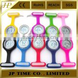 Multi Function Digital Nurses watch Therapist Fob Brooch Tunic Hospital
