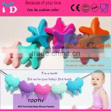 Silicone Pendant Teether/Baby Silicone Teether/Water Filled Teether
