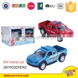 Model Car 3d Metal Model TOY Puzzle DIY car alloy wheel