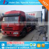 FAW 6X4 lpg gas tank truck for sale