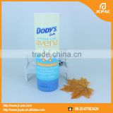 pe filling cosmetic tubes packaging, pe tube for body lotion baby