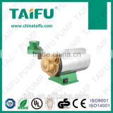 TAIFU brand AC 230V brass body auto flow switch control water pressure booster pumps