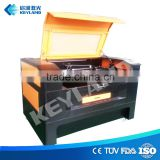 Small scarpbooking leather crafts rubber stamp PVC foam board laser cutting / engraving machine laser cutter equipment