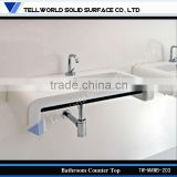 plastic hand wash basin sink prefab hot models