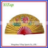 Instock Chinese traditional bamboo fan, Tai Chi fan, kungfu fan