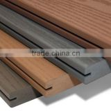 Premium quality WPC decking floor with 70% New PVC Powder and 30% New Bamboo Powder for outdoor decoration