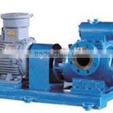 twin screw pump high viscosity pump crude oil fuel oil