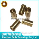 Brass spare parts cnc machining,micro lathe brass parts