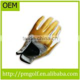 Hot Sale Leather Golf Gloves,wholesale golf gloves