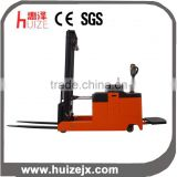 Heavy Duty Battery Electric Walkie Counter Balanced Stacker