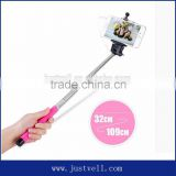 selfie stick wireless monopod extendable hand held monopod extendable baton