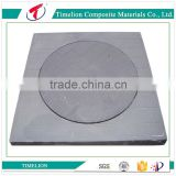 factory supply fashion flexible BS EN124 Scurity Telecom Square SMC Manhole Covers with Lock