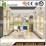 Customize retail garment store furniture of clothing display furniture and clothing store furniture
