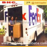 China courier tracking service to USA