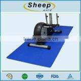 Foot relax feeling anti skid floor exercise gym pad machine mat