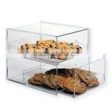 Clear Acrylic Bakery Storage Box