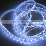 factory price High quality 12V smd 3528 led strip 4.8 watt per meter 60leds/M indoor outdoor flexible led strip light