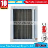 New design low price White or any color awning roller aluminium windows with insect screen/aluminium windows with insect screen