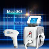 Salon Kes New Product Portable Diode Laser 808nm Hair Removal 10.4 Home Inch Screen Machine 808 Diode Laser For Permanent Hair Removal High Power