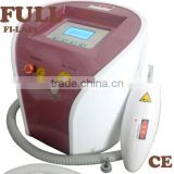 Best Selling Products Q Switch Nd Yag Mongolian Spots Removal Laser Tattoo Removal Acne Scar Removal Laser 800mj