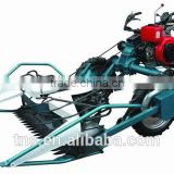 Mini Wheat Diesel engine Wheat and Rice Reaper Binder/Good quality automatic reaper binder/Paddy rice