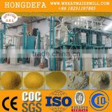 Low price hot selling maize corn flour processing machinery/corn flour making machinery/corn mill machinery