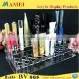 HOTTEST acrylic cosmetic display for brow pencil