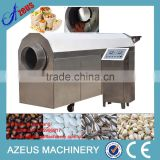 High Efficiency continuous working peanut / sunflower seeds / sesame seed roasting machine