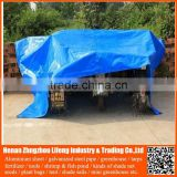 tarpauin in roll : 100 virgin hdpe pe mesh woven plastic tarpaulin fabric material sheet roll truck car tent roofing cover