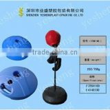 New Speed ball stand, boxing gloves set for boxing punching ball set