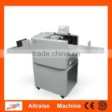 High Speed Digital Paper Creaser and Folder / paper creaasing machine