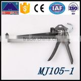 Handle Rotating Aluminium tube Adhesive nozzle for caulking gun