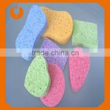 compressed facial cleansing sponges