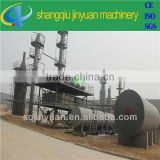 Oil refining plant/used oil recycling machinery from JINYUAN