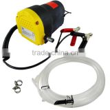 S80357 12V 5A Oil/Diesel Fluid Extractor Electric Transfer Pump For Car/Motorbike