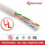 High Quality 23AWG 0.57mm Cat6 UTP CCA Ethernet Cable