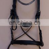 Horse Bling Bitless Bridle Crystal Browband