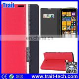 Multi Color Style Stand Protective TPU+PU Leather Flip Cover Case for Nokia Lumia 1320 with Card Slot