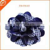 fashion fabric flower trim