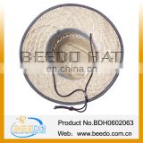 hot selling products cheap straw cowboy hats from beedo
