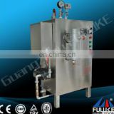 Advanced electric generator and steam generator, industial full automatic